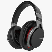 3d max sony mdr-1r