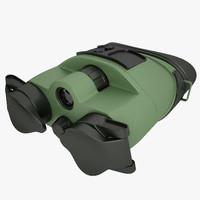yukon tracker 3d model