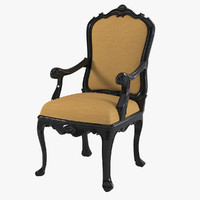 max dining chair baroque
