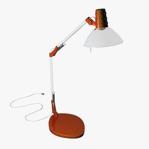 3d phillips ewan table light