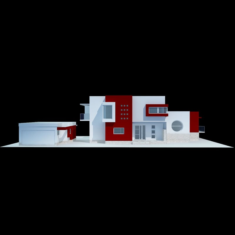 house 7 3d