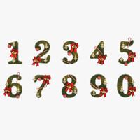 new year font max
