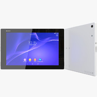 Sony Xperia Z2 Tablet White