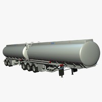 b-train tanker 3d lwo