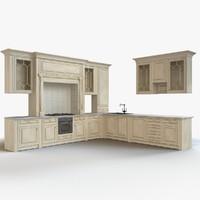 max kitchen wood
