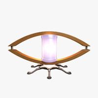 lamp eye 3d model