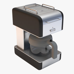 coffee maker 3d 3ds