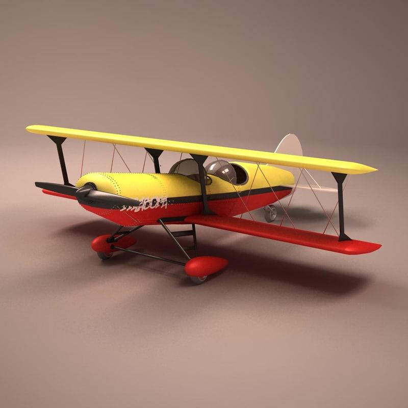 acrobatic plane max