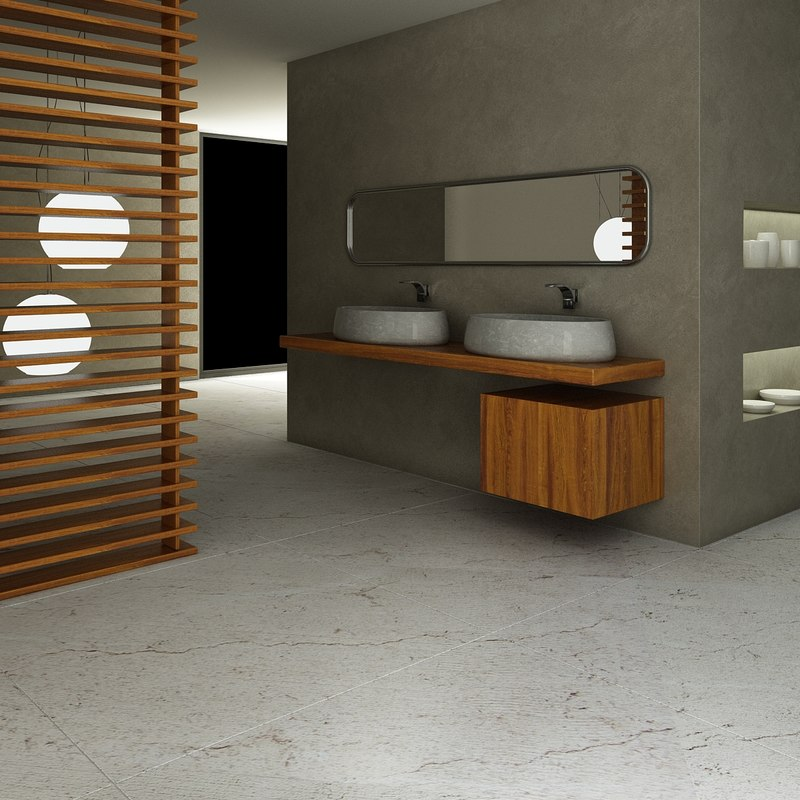 bathroom bath 3d max