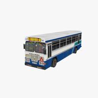 3ds max ashok leyland bus