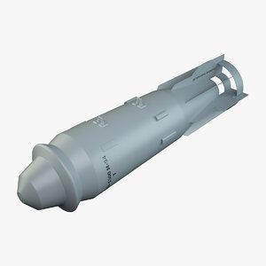3ds max fab-1500 m-54 soviet russian