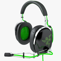 Razer Black Shark Analog Gaming Headset