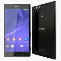 Sony Xperia T2 Ultra Black