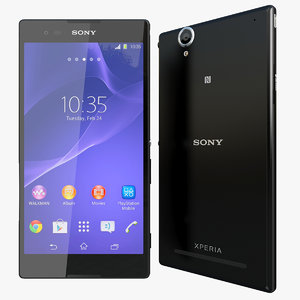 realistic sony xperia t 3ds
