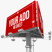 Billboard 48 Sheet Triangle
