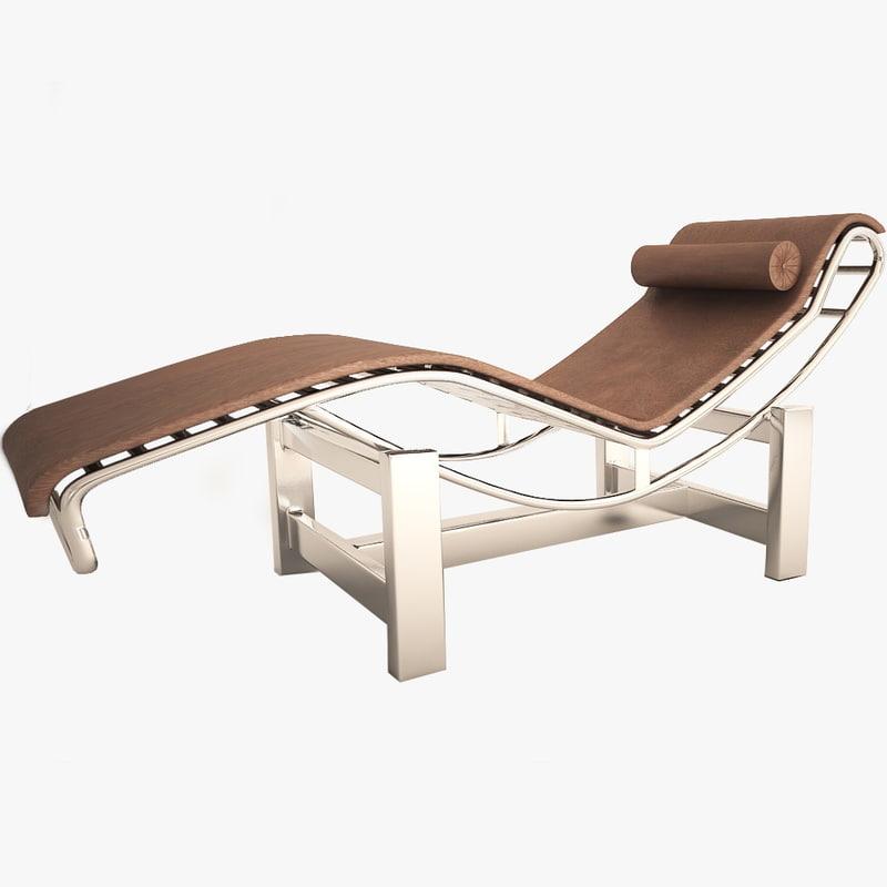 3d chair long