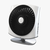 3dsmax zon air purifier
