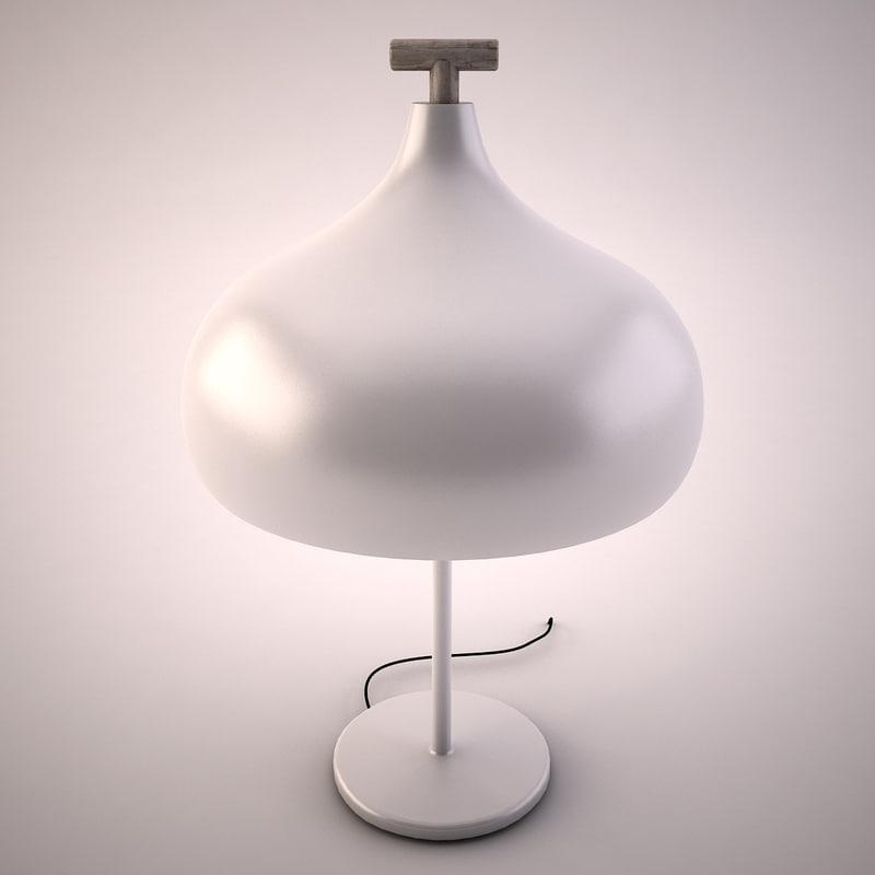 3ds bedside lamp lights