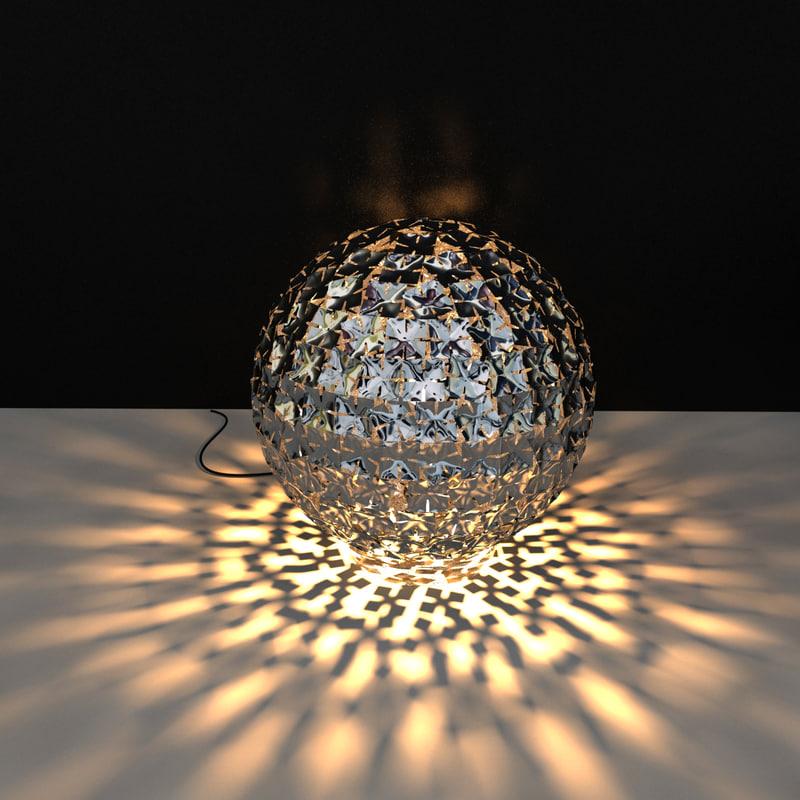 table lamp obj