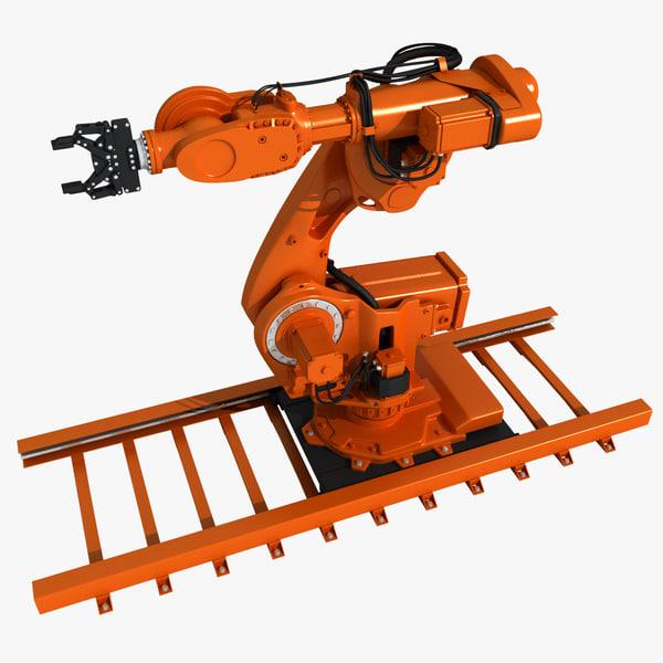 max industrial robot