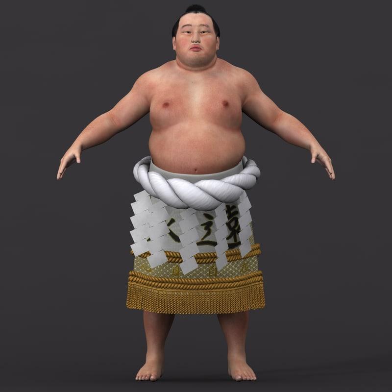 realistic sumo max
