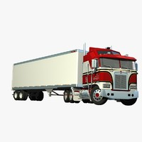 lightwave truck trailer k100 van