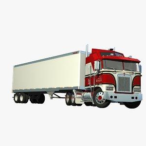 lightwave truck trailer k100 van