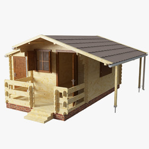 realistic cottage 2