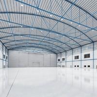 Aircraft Hangar 01