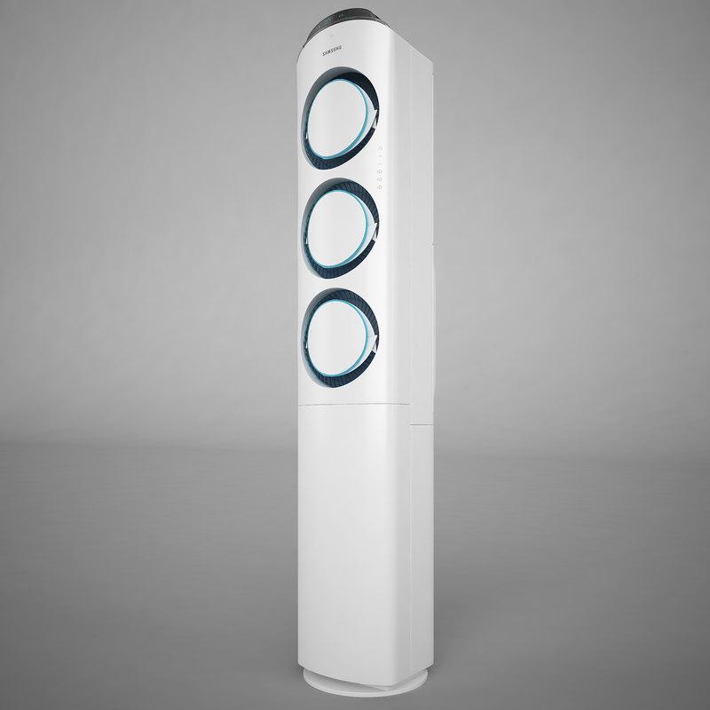 3d samsung q9000 model