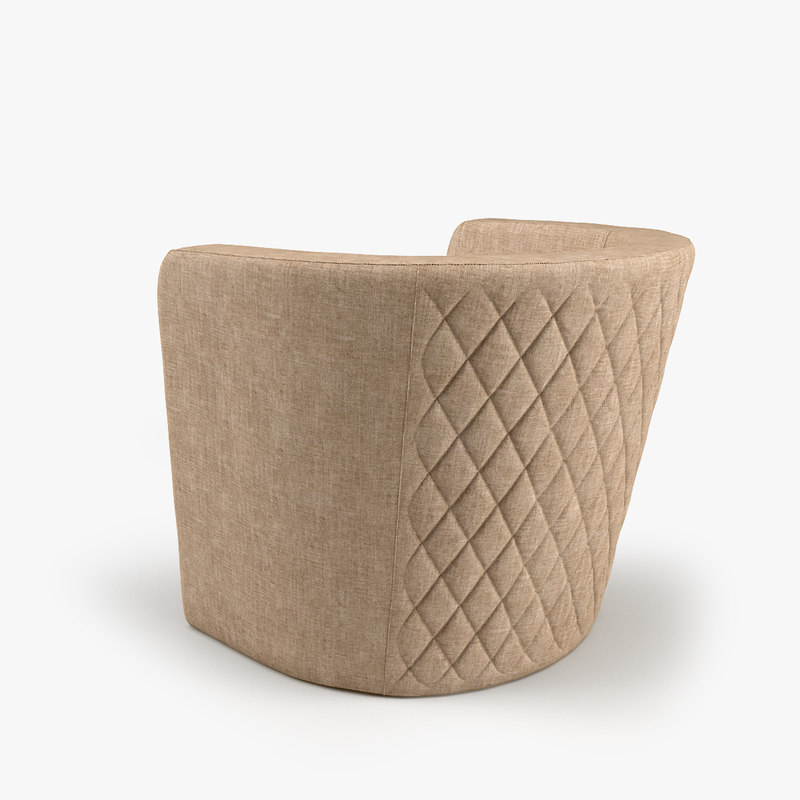 armchair malerba 2012 3d model