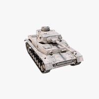 PzKpfw IV German Battle Tank