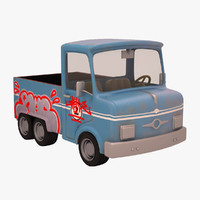 max truck cartoon