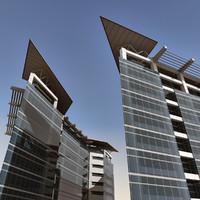 modern building 3d ma