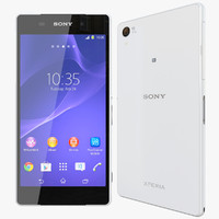 Sony Xperia Z2 White Version