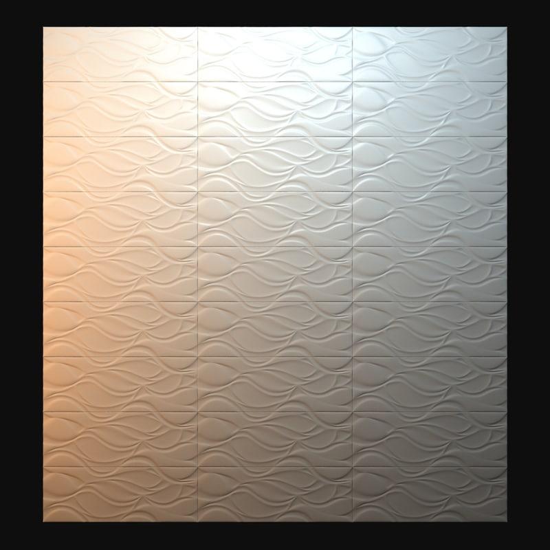 3dsmax wall tile