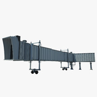gangplank airport fbx
