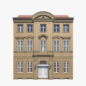 exactly berlin residence neukölln 3d c4d