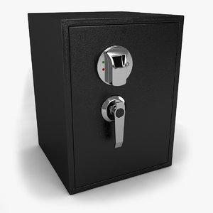 max biometric safe