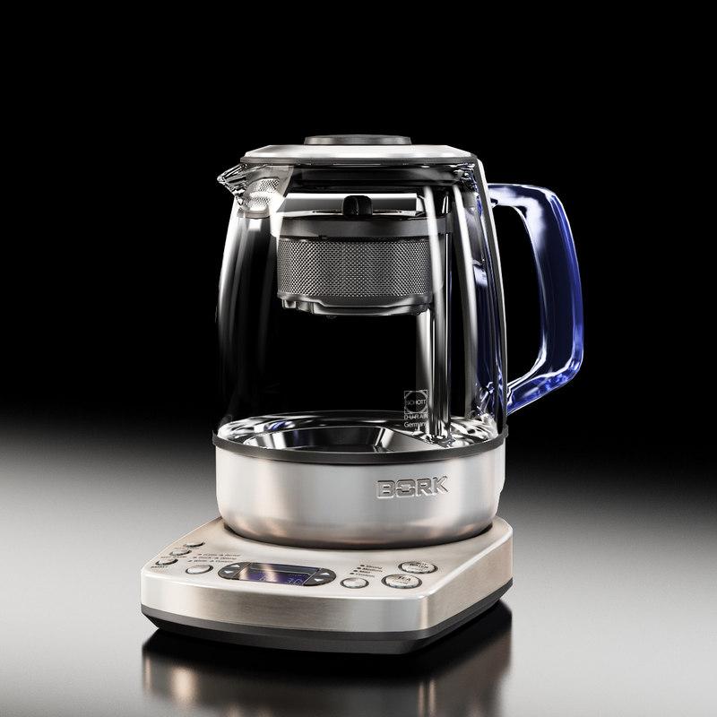 maya kettle bork k810