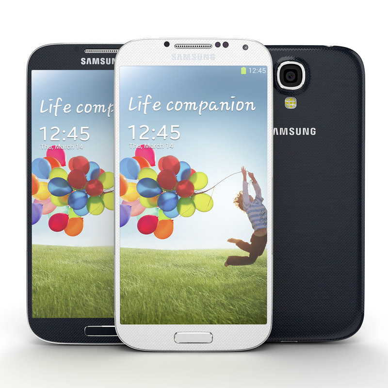 3d model flagship smartphone samsung galaxy