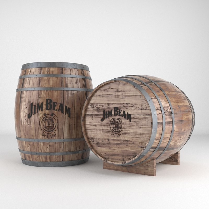 jim beam whiskey barrel max