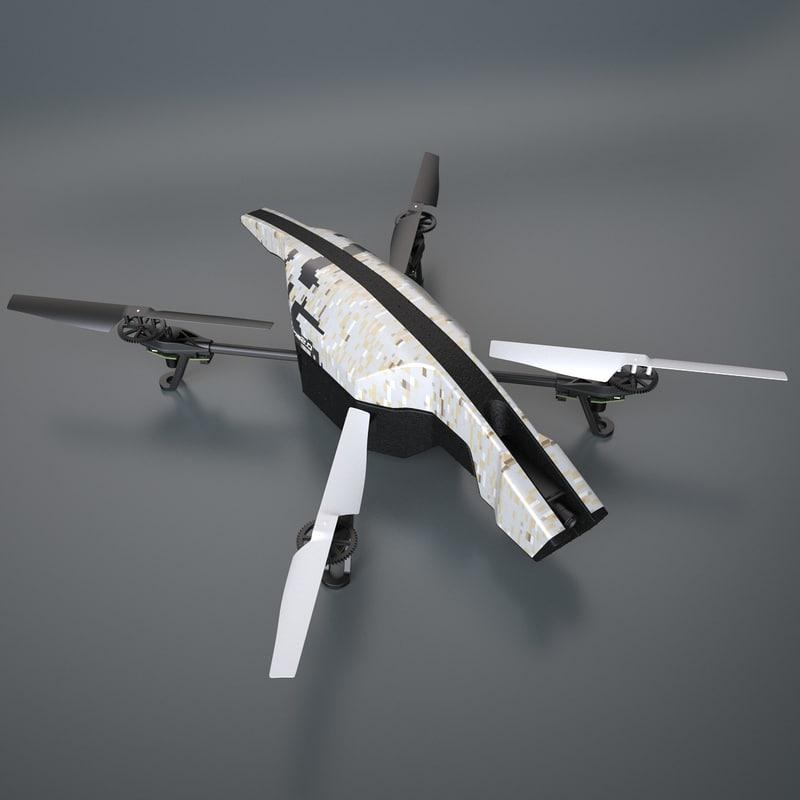 max drone ar 2