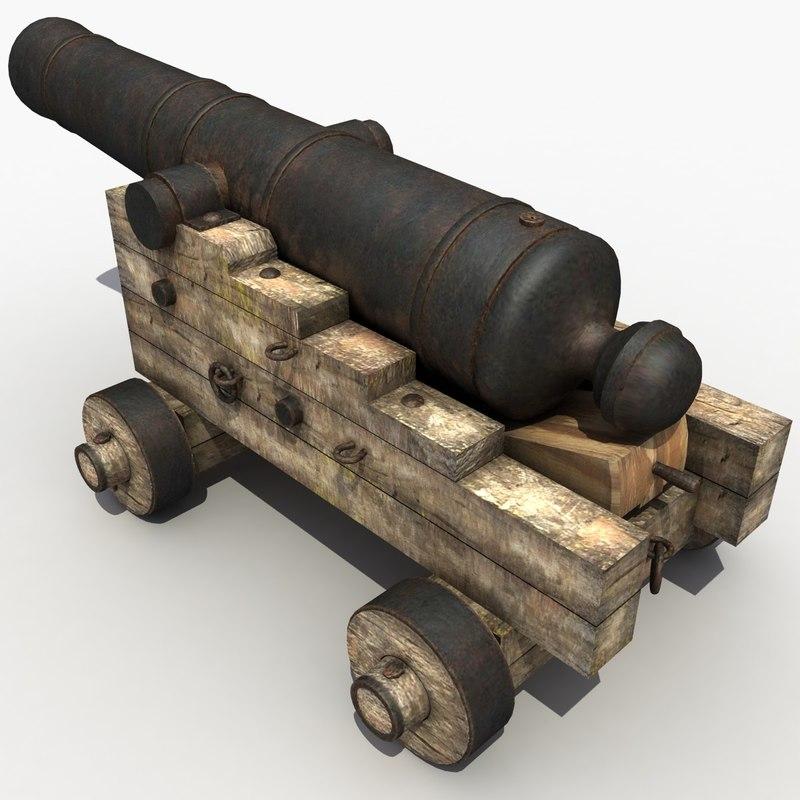 pirate cannon max