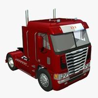 freightliner argosy truck tandem lwo