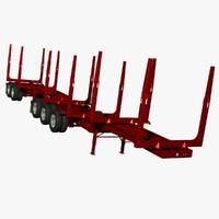 Doepker B-Train Logger