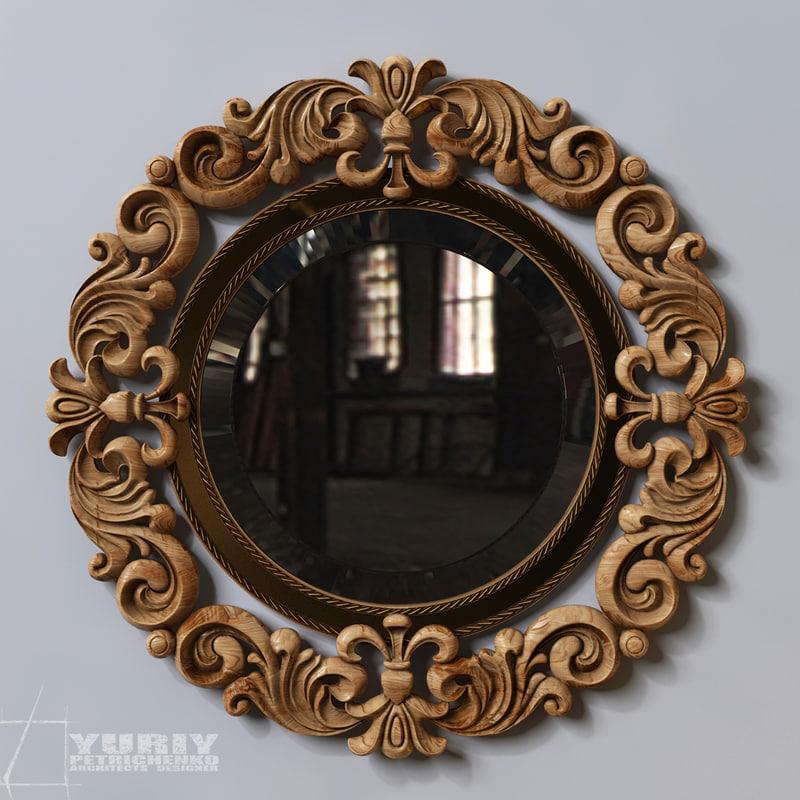 x mirror