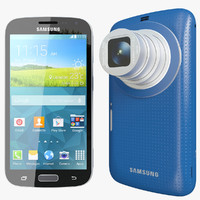 Samsung Galaxy Zoom K Blue