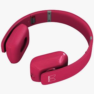 3d c4d nokia purity hd headset