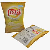 Lays Chips Bag